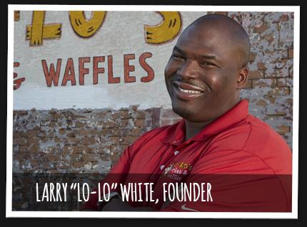 Larry Lo-Lo White